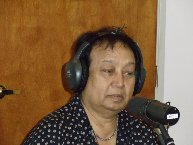 Bhupinder-ji on Special Edition of Sangeet Safar on KLOK 1170 AM