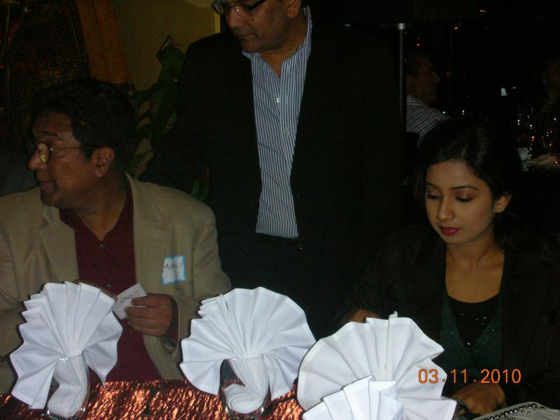 Shreya Ghoshal and Murali-ji